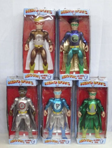 "HeroBoys 18/"" Techno Gusto Rocko ThunderHawk Or Storm Surge Action Figure"