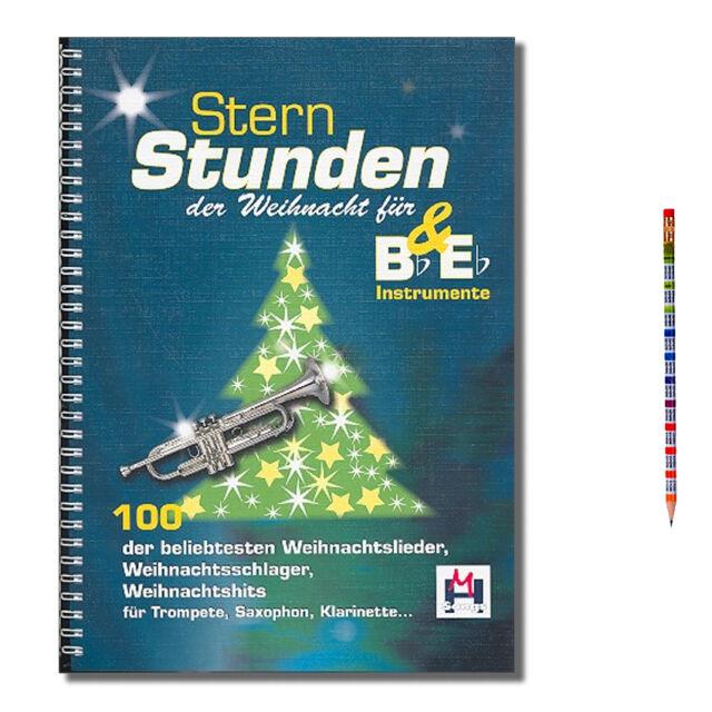 Sternstunden der Weihnacht ( mit praktischem Bleistift ) WEIB4580