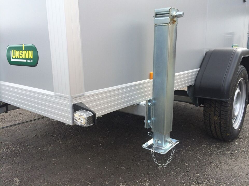 Køletrailer, UNSINN 250 x 135 x 190 cm. (type C6) 1300KG,
