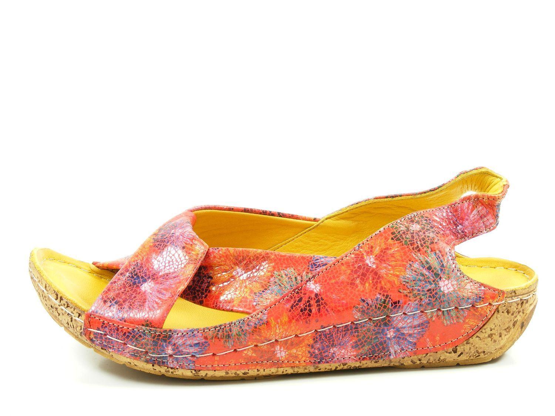 GEMINI 32010-19 Scarpe Sandali da Donna Sandali Sandali Sandali in pelle   Nuovo Prodotto 2019  b03eeb