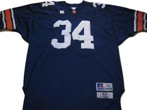 Details about Russell Athletic Bo Jackson Auburn Tigers Number 34 Jersey Size 64