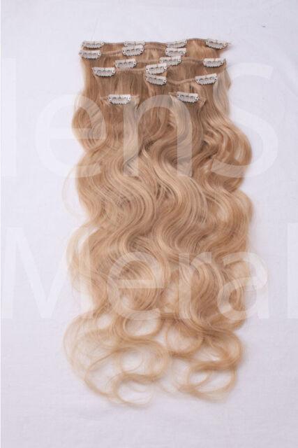ARI Haarklemmen GOLD Gewellt 12 St. 7 cm