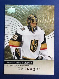 2017-18-UD-Upper-Deck-Trilogy-Hockey-31-Marc-Andre-Fleury-Vegas-Golden-Knights