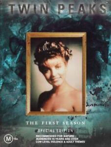 Twin-Peaks-Season-1-DVD-2003-4-Disc-Set