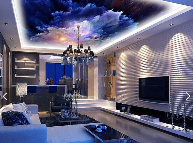 3D Cloud Light Painting 784 Wall Paper Wall Print Decal Wall Deco AJ WALLPAPER