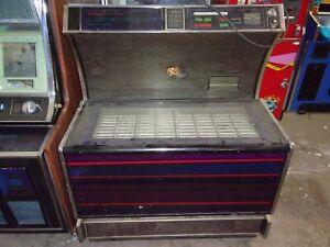 Radient Seaburg Record Jukebox **project #p048 Arcade, Jukeboxes & Pinball