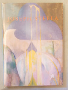 Huge-JOSEPH-STELLA-COLLECTION-by-Barbara-Haskell-COLOR-PLATES-Excellent-Cond