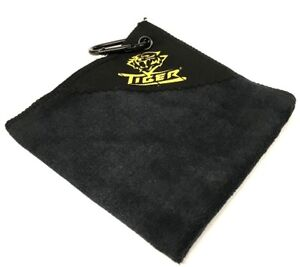 New-Tiger-Microfiber-Towel-with-Hook-Pool-Cue-Towel-to-Hang-on-Your-Case