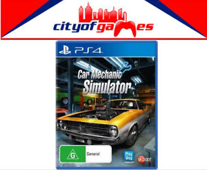 Details about Car Mechanic Simulator PS4 Game Brand New In Stock