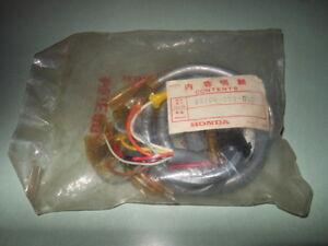interactive honda ct90 wiring diagrams nos oem 1966 honda ct90 trail 90 dual sport wiring harness ...