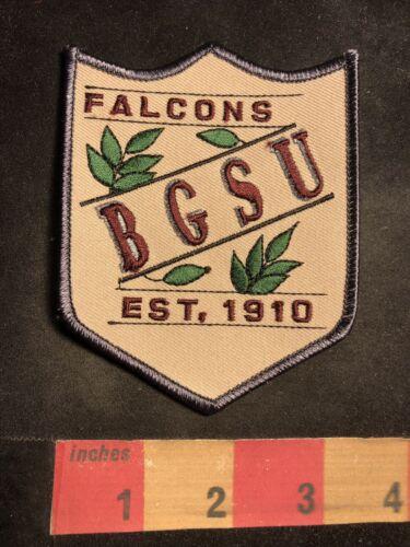 NOS Circa 1980s Ohio BGSU FALCONS BOWLING GREEN STATE UNIVERSITY Patch 92O8