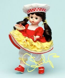 Rare-MADAME-ALEXANDER-2006-ON-TOP-OF-SPAGHETTI-8-034-BK-Wendy-Doll-51850-NRFB