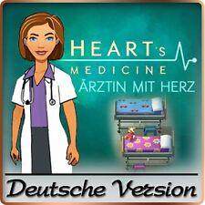 Heart's Medicine - Ärztin mit Herz - PC - Windows XP / VISTA / 7 / 8 Hearts