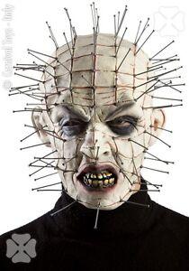 Masque latex visage clout monstre deguisement gore horreur peur fetes halloween ebay - Masque halloween qui fait peur ...