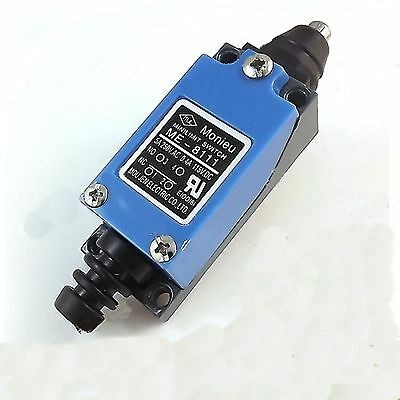 ME-8111 SPDT Momentary Spring Plunger Limit Switch 1NO 1NC 250VAC 5A CLEARANCE!