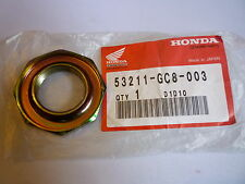 V12 NEW GENUINE HONDA NH80 NH125 FRONT FORK RACE STEERING TOP CONE 53211-GC8-003