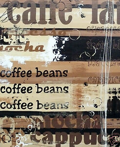 COFFEE-CONTEMPORARY-LIMITED-PRINT-from-ORIGINAL-ART-2000s-Abstract-Australia