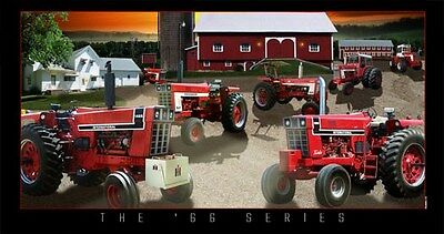 International Harvester 66 Series Lighted Picture