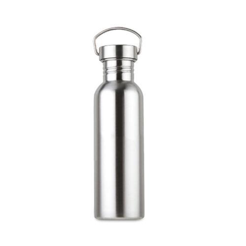 Lifesky Edelstahl Sport Trinkflasche Doppelwandig Vakuumisoliert NEU