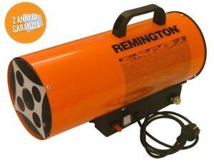 Generatore-di-aria-calda-a-gas-avviamento-piezoelettrico-cannone