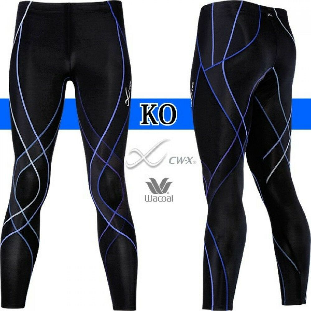 886dc83e034 ... CW-X (Wacoal) HZO639 GENERATOR Model Long Sports Tights for for for Men  ...