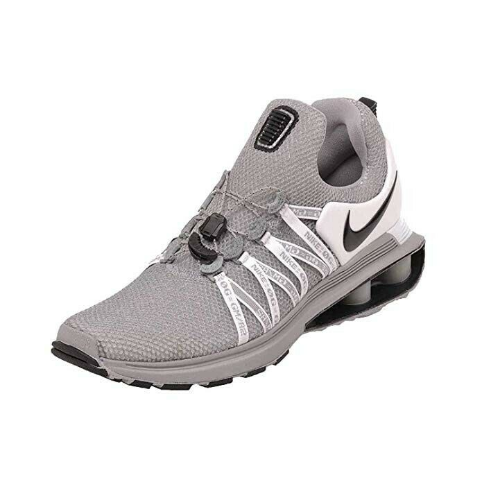 Nike Men Shox Gravity running shoes size 10 new without box AR1999011 Wolf Grey