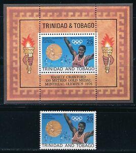 Trinidad-Montreal-Olympic-Games-MNH-Set-1976