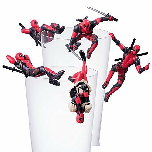 PUTITTO Marvel Deadpool Deadpool Deadpool Figure 8 pieces SET X-MEN Japan Pre-order 02 28 18 64faed