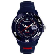 Ice-Watch 000836 Mens BMW Motorsport Exclusive Dark Blue Silicone Strap Watch
