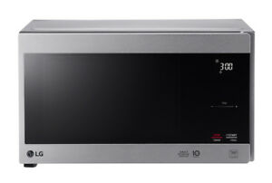LG MS4296OSS 1200W Countertop Microwave Oven