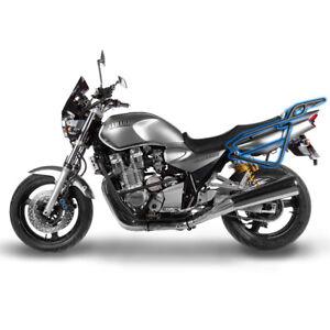 Yamaha-XJR1200-XJR1300-R-GAZA-Rear-Luggage-Rack-amp-Soft-Side-Bag-Stays
