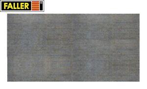 Faller-N-222569-Wall-Panel-034-Roman-Cobblestones-034-1m-New