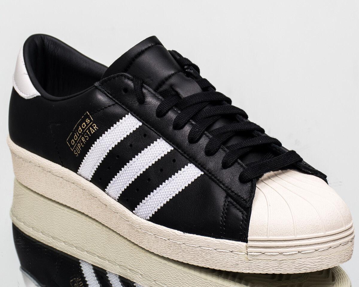 Adidas Originals Superstar OG men lifestyle Turnschuhe NEW core schwarz Weiß CQ2476
