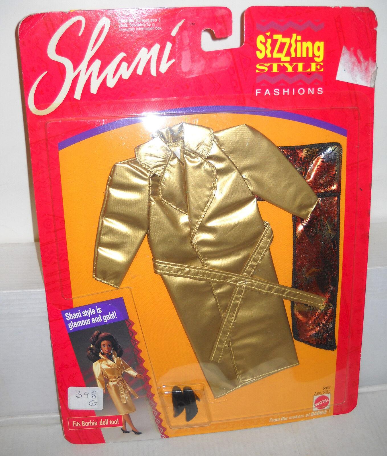 Nrfc Mattel Shani (Barbie) Sizzling Estilo Moda