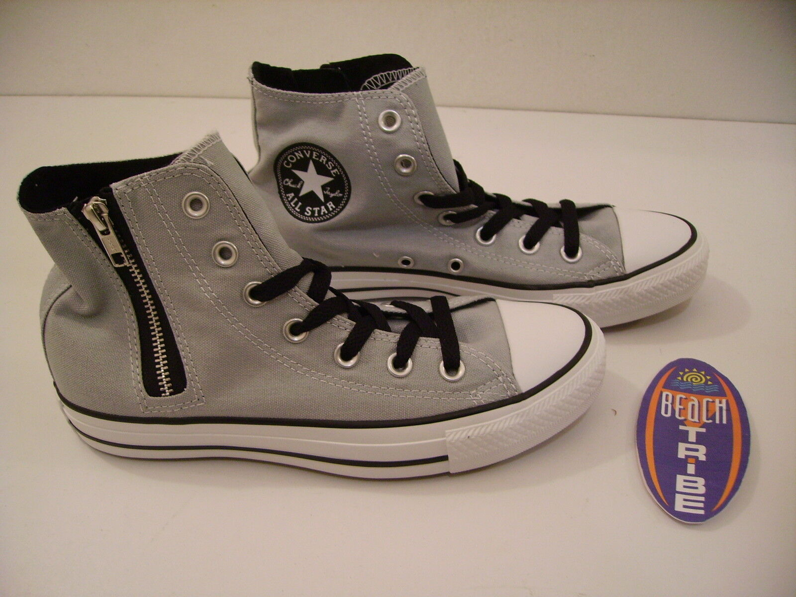 CONVERSE CHAUSSURES UNISEXE SNICKERS HAUTES 136578C ALL STAR MIRAGE GRIS GRIS 41