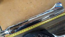 "NEW 58-66 Harley Davidson Panhead FL FLH FLT Fishtail Muffler Tip 28"" x 1-3/4"