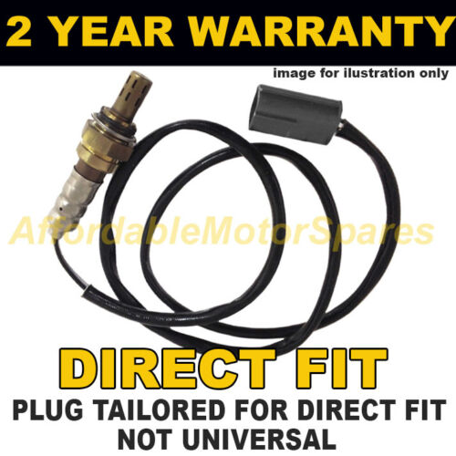 FOR DAIHATSU SIRION 1.0 FRONT 4 WIRE DIRECT FIT LAMBDA OXYGEN SENSOR OS12302