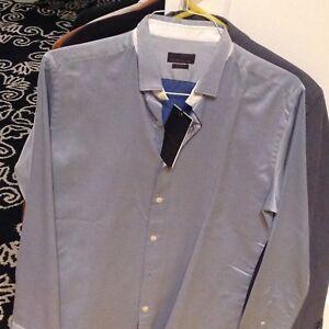 Detalles de Camisa Zara Hombre Talla S