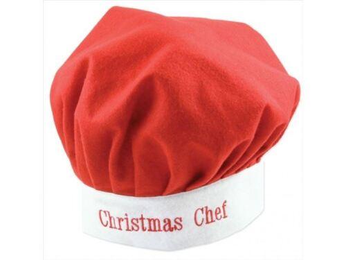 Novità Babbo Natale Cappelli Natale Ufficio Party Costume Costume Accessori