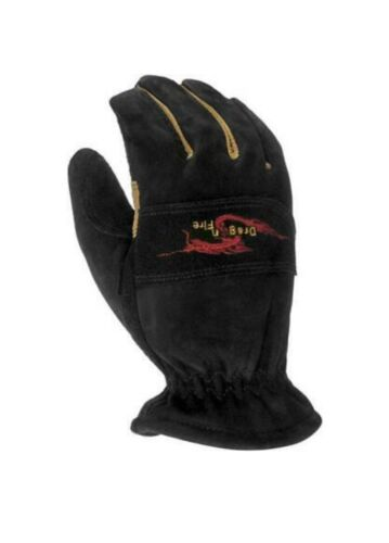 Dragon Fire Alpha X NFPA Firefighting Gloves Large