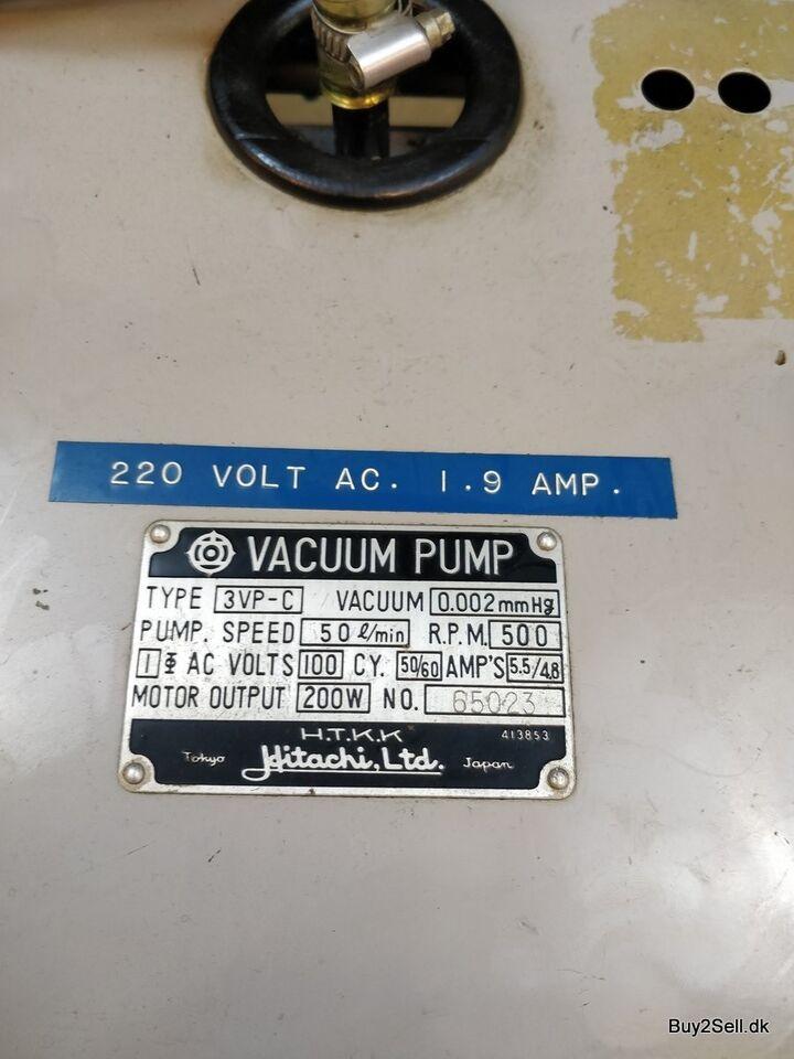 Vacuum Pumpe