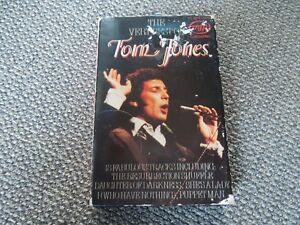 Tom-Jones-The-Very-Best-Of-RARE-Cassette-Album
