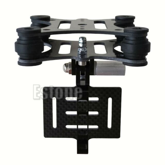 Anti-vibration Camera Mount Gimbal for DJI Phantom Walkera X350 Gopro Hero 3 3+