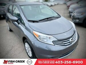 2016 Nissan Versa | Auxiliary | Air Conditioning | Summer/Winters Tires