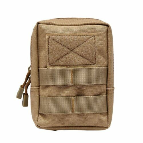 Tactical Life Bag Tool Pouch Edc Hunting Outdoor Durable Belt Pouches Packs
