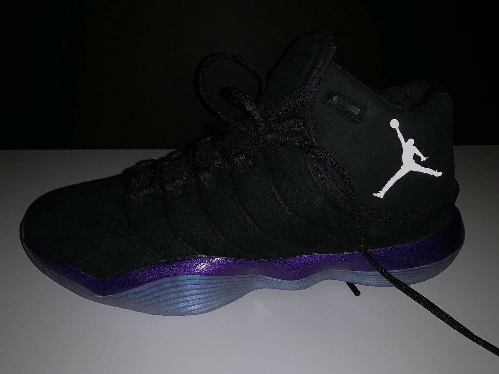 """Nike Super Fly 2017 """"Hornets"""" Size 11 Retail 140 NEW"""
