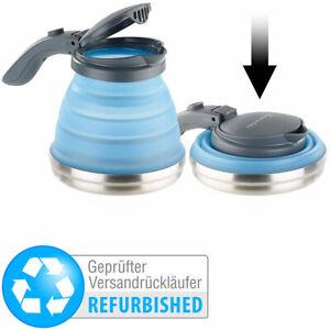 Faltbarer-Silikon-Camping-Wasserkessel-mit-Edelstahlboden-800-ml