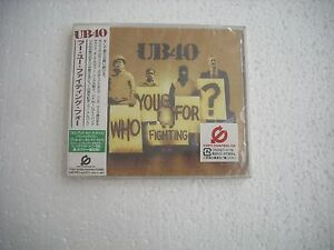 UB40-WHO-YOU-FIGHTING-FOR-JAPAN-CD-SEALED