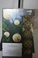 String Lantern Lights- Threshold 10 Lights Lighted Length 9'