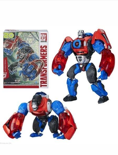 Envío rápido y el mejor servicio Transformers Platinum Platinum Platinum Edition Año del Mono Optimus Primal  suministramos lo mejor
